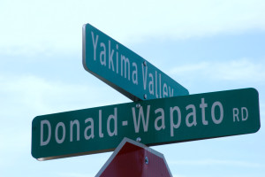 yakima valley sign