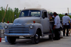 Fire and Love in the Back of a '51 Chevy